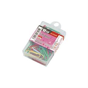 SDI手牌0792F 彩色迴紋針(28mm)