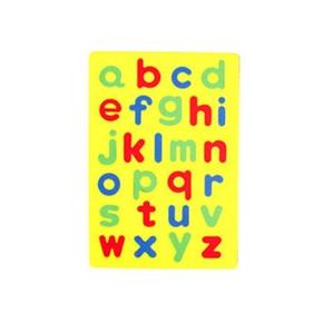 成功 2150D 彩色磁鐵板-ABC小寫