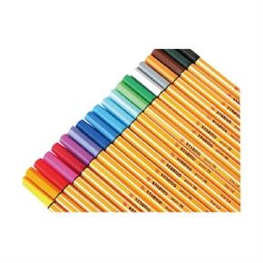 88簽字筆-經典款式水性細字(亮紫)