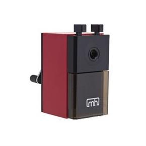 MH MS210 大小通吃削鉛筆機(紅)