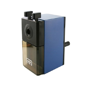 MH MS210 大小通吃削鉛筆機(藍)