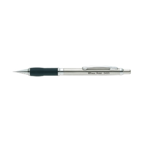 S465 Sterling 軟膠不鏽鋼自動鉛筆 0.5mm(銀色)