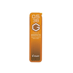 PILOT百樂 HRF-5G 超級G鉛筆芯0.5mm 3B