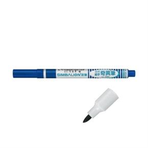 雄獅 600細字奇異筆1.0mm 藍