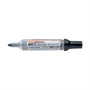 Pentel飛龍 MW50M-A-補充式白板筆(黑)