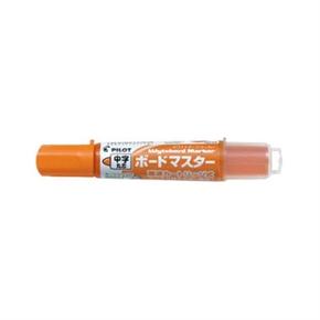 PILOT百樂 WMBM-12L可換卡水白板筆中字2.3mm 橘