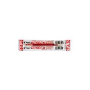 PILOT BLS-HC5-R 超細鋼珠筆蕊0.5mm 紅