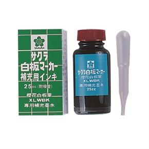 櫻花 WBK-RI白板筆補充液25cc綠