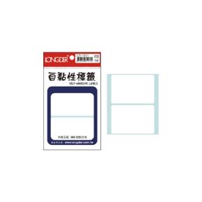 龍德 LD-1001 自黏性標籤