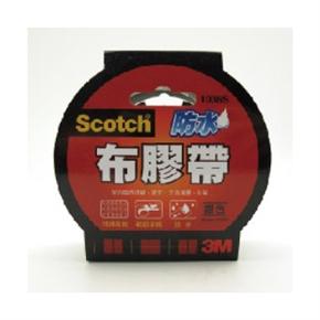 3M Scotch 1036S強力防水布膠帶(銀)