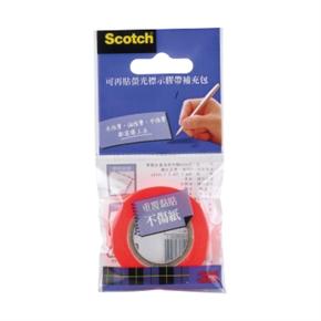 3M Scotch 812O-標示膠帶補充包(橘)