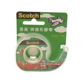 3M Scotch 105隱形膠帶+附切割器