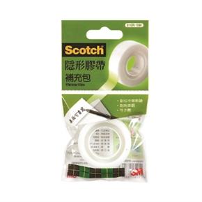 3M Scotch 810R-15M隱形膠帶補充包