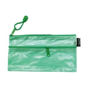 COX三燕 247H 雙層網格拉鍊袋