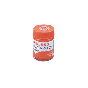 Pentel 飛龍 POS-T03-廣告顏料(橙色)