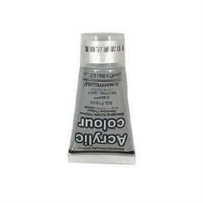 蒙納 MONA S803 蒙納25ml壓克力顏料 灰