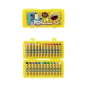 BLOP-24 B 奶油獅粉蠟筆 24色