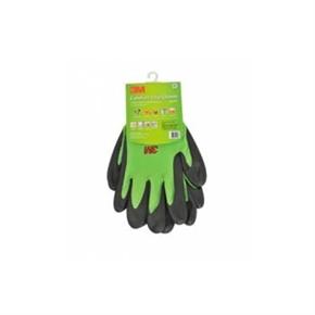 3M Scotch 舒適型止滑耐磨手套 綠色 (L)
