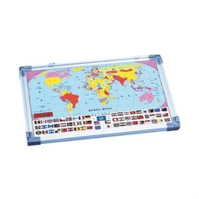 磁性白板-地圖 (30*45cm)