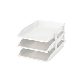 樹德 OA-2736 組合式三層公文盒
