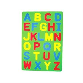 成功 2150B 彩色英文幼教磁鐵板