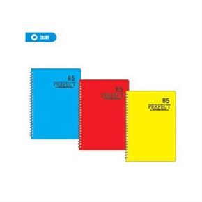 加新801YS18R-18K原色活頁筆記本B5(紅)