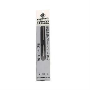 康何 K30-B 原子筆蕊0.7mm黑