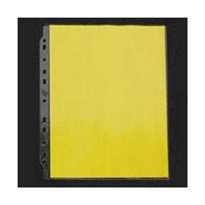 鼎盛731 PVC顆粒皮11孔內頁資料袋(附紙)