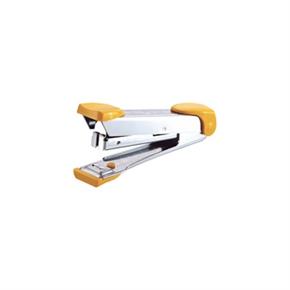 MAX HD-10K-RY 釘書機 橘黃色