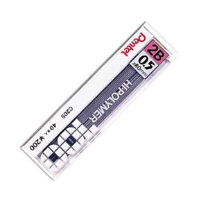 Pentel飛龍 自動鉛筆蕊C205-2B 0.5mm