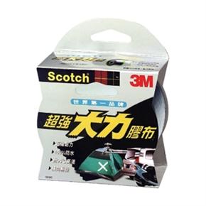 3M Scotch 131DC超強大力膠帶(黑)