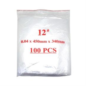 PE12 夾鏈袋 由任袋 NO.12