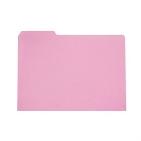 A4 瑪莉夾 粉紅