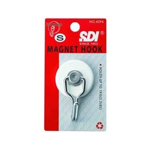 SDI手牌 0294C 4294 超強力磁鐵掛勾(小)