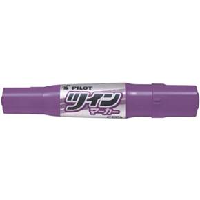 MFN-15FB-V 雙頭麥克筆-中粗 紫
