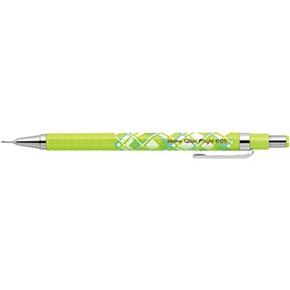 利百代MA53-CLP自動鉛筆 菱格紋萊姆綠(贈送子鳥L夾)