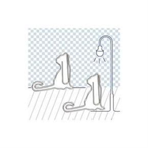 ABEL力大 貓咪造型迴紋針