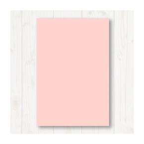 A4 80P彩色影印紙 淺玫瑰 #140