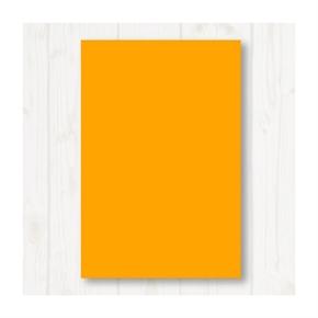 A4 80P彩色影印紙 金黃#200
