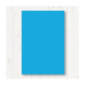 A4 80P彩色影印紙 藍 #220