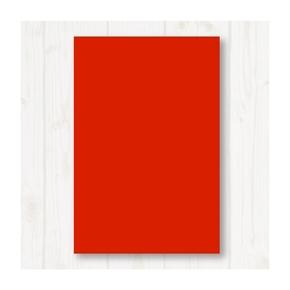 A4 80P彩色影印紙 紅 #250
