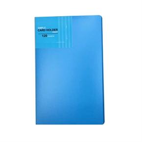 PLUS V265 名片本120P 藍