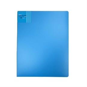 PLUS V280 A4名片本200P 藍