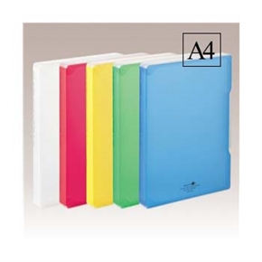 LIHIT A4整理盒 透明 A5029-1