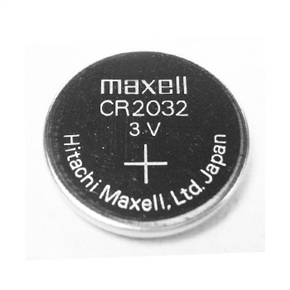 MAXELL CR2032 3V水銀電池