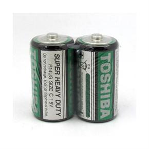 東芝 環保碳鋅電池 2號(2顆一組)