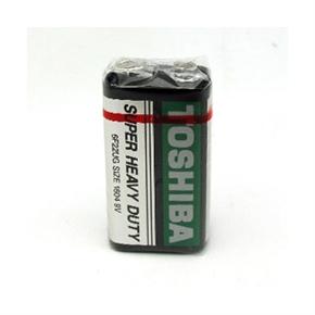 東芝環保碳鋅電池9V(6F22UG)