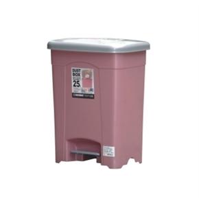 聯府 SO-025 大 現代垃圾桶25L
