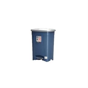 聯府 SO-040 特大現代垃圾桶40L