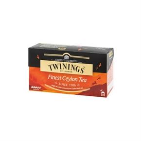 TWININGS唐寧茶 極品錫蘭紅茶(2g*25入)